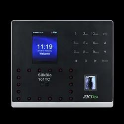 ZK Techo SilkBio-101TC  Time & Attendance and Access Control System