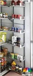 Glass Pantry Unit