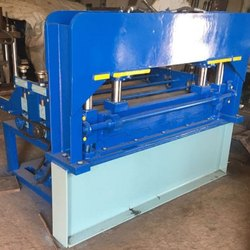 Roofing Sheet Hydraulic Crimping Machine