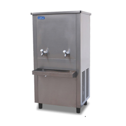 S.DLX 40/80 Stainless Steel Water Cooler