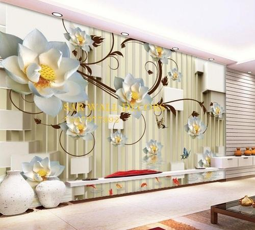 Asian 3D Wall Painting, Rs 140 /square Feet Sar Wall