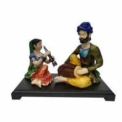 No 2 Rajasthani Statue