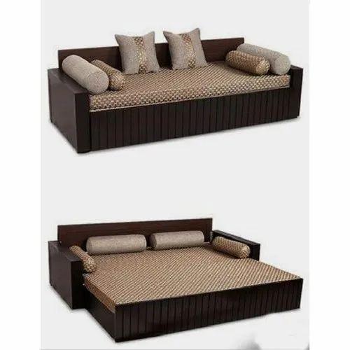 Modern Designer Convertible Sofa Bed