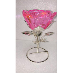 Crystal Flower Showpieces