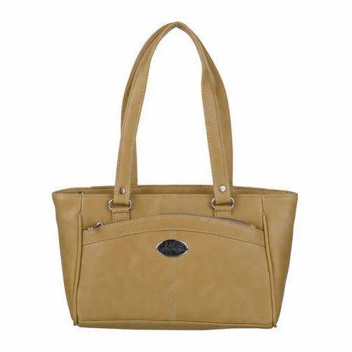 Ladies Fancy Leather Bag 445655f33d3cb