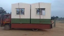 Porta Cabins Manufacturer from India