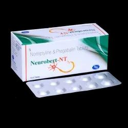 Pregabalin & Nortriptyline Tablets