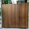 Brown IPE Wooden Decking