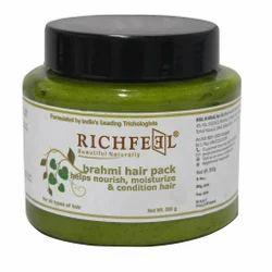 Brahmi Hair Pack, for Professional