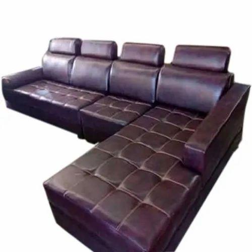 Awesome Modern L Shape Leather Sofa Set Spiritservingveterans Wood Chair Design Ideas Spiritservingveteransorg