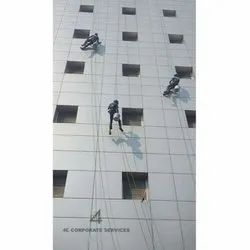 Commercial Building Wall Coating Service