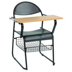 Black Powder Coating Metal School Study Chair Rs 1200 Piece Id