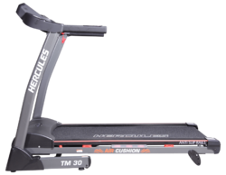 Manual Incline Motorised Treadmill