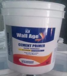 White Water Based Primer, For Cement Based
