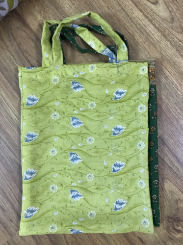 "Mixed Bag Size: 10"" X 12"" Cloth Carry Bags"