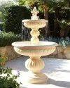 Designer Sandstone Garden Fountain