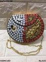 Elegant Mosaic Clutches