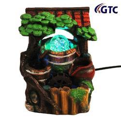 Home Indoor Tree Nature Water Fountain Decorative Home -(ITN-208)
