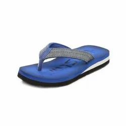Boys Royal Blue Casual Slippers