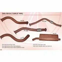 Tata 709 Ex Silencer
