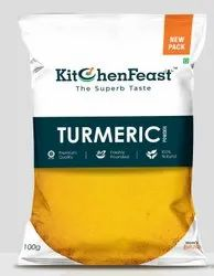 Polished Salem TURMERIC POWDER 100G PACK, For Spices
