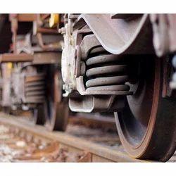 Metal Railway Compressor Coil Spring