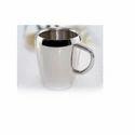 Double Wall Cappucino Mug, For Home