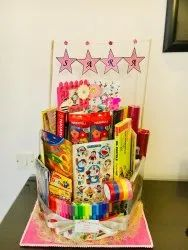 Novelty Christmas Gift Kids Hampers