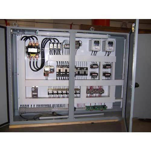 Superb Relay Logic Control Panel L L R S Enterprises Wiring 101 Archstreekradiomeanderfmnl