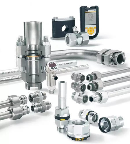 Parker Ermeto Hydraulic Tube Fittings