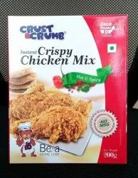 Crust & Crumb Fried Crispy Chicken Mix-Hot & Spicy