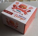 Burger Packaging Box