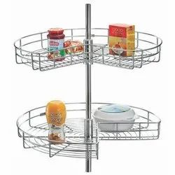 Kitchen Carousel Basket