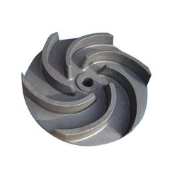 Steel Cast Impeller