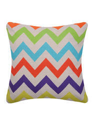 IH-10C Cotton Printed Cushion Cover