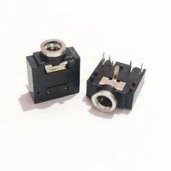 Aux 5 Pin PCB Type Socket