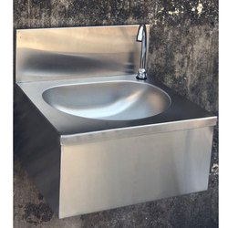 Ss Single Stainless Steel Wash Basin