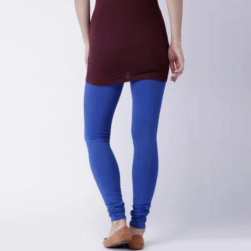 08dc7a1f83412 Plain Ladies Churidar Leggings, Size: Medium, Rs 150 /piece | ID ...