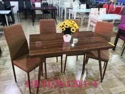 4 seater dining set, For Home
