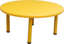 Round Kids Table for School