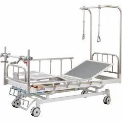 Aluminium Balkan Frame & ABS Panel Orthopaedic Bed