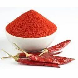 Red Chilli Powder, 50 g, Plastic Bag