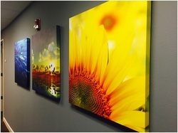 Canvas Printing, Dimension / Size: 42x100 Inch