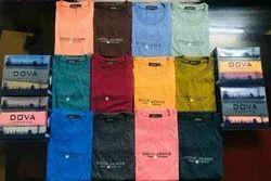Cotton Plain Mens Round Neck T Shirt (Pack of 3), Size: S.M.L.XL.XXL