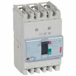 DPX3 160 MCCB 3P Breaking Capacity Icu 36 KA (400 V) 40A