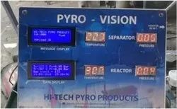 PLC Panel For Waste Tyre Plant