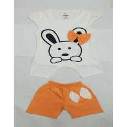 Kids Sleeveless Top and Shorts
