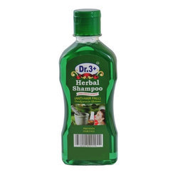 Dr.3+ Herbal Shampoo, Pack Size: 250 ml