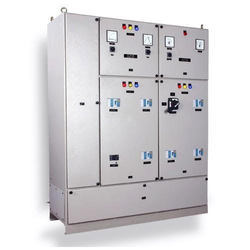 Powertech 4 Way LT Control Panel, Automatic Grade: Automatic, IP Rating: IP33