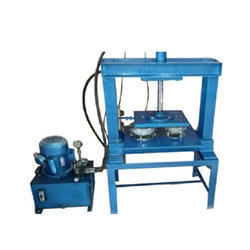 Electric Paper Plate Making Machine